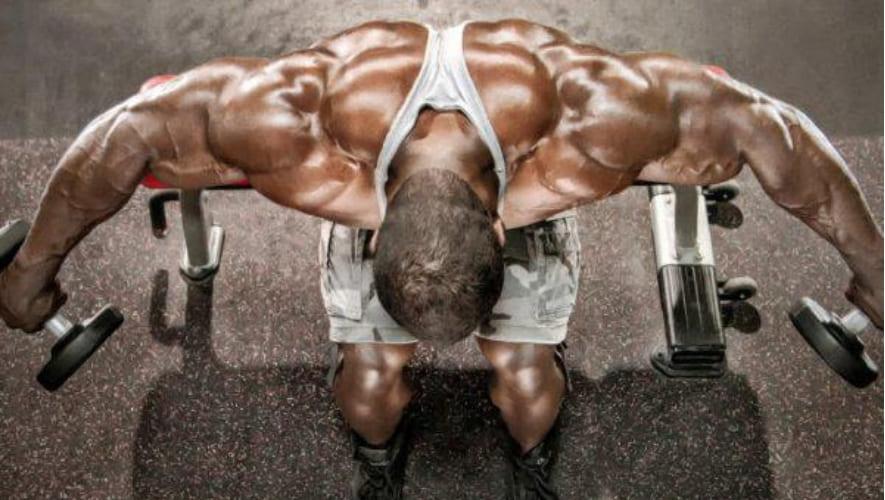 Что же тогда нам делать, чтобы исключить спину из упражнения?
