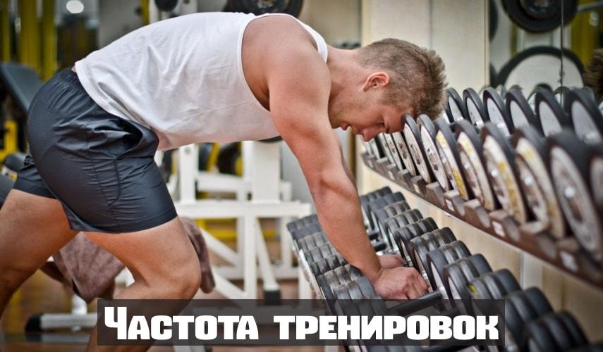 Частота тренировок